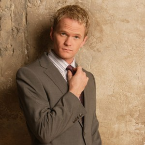 NPH as Drew but I picture him with brown hair