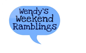 Wendy's Weekend Ramblings: Library Loans