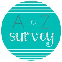 A to Z Bookish Survey!