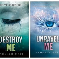 My Thoughts on the Shatter Me series!