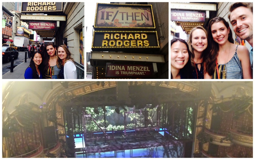 If/Then Broadway Play