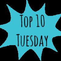 Top Ten Tuesday: The Cover Trend I Dislike