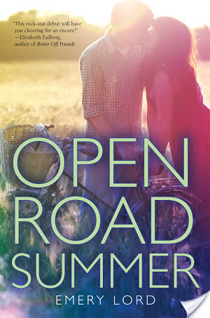 Crash My Party || Open Road Summer by Emery Lord