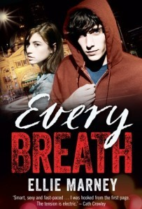 Whodunnit? || Every Breath by Ellie Marney