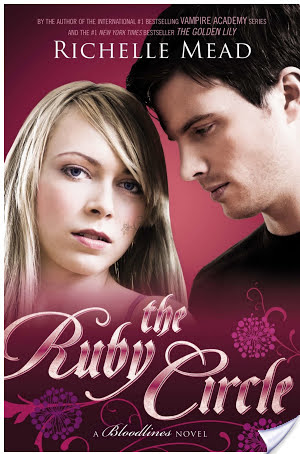 End of An Era || The Ruby Circle by Richelle Mead