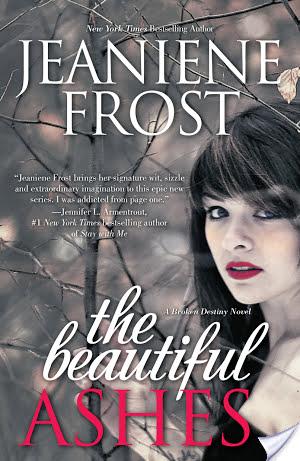 Come With Me If You Want To Live || The Beautiful Ashes by Jeaniene Frost