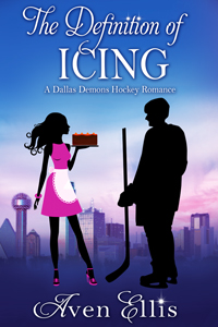 Blog Tour Review: The Definition of Icing by Aven Ellis