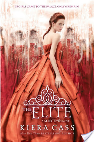 Audiobook Review: The Elite by Kiera Cass
