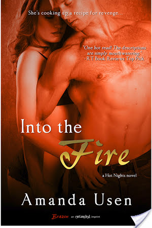 Review: Into the Fire by Amanda Usen