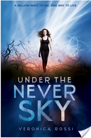 Series Review: Under the Never Sky by Veronica Rossi