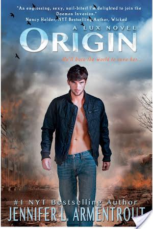 Review: Origin by Jennifer L. Armentrout