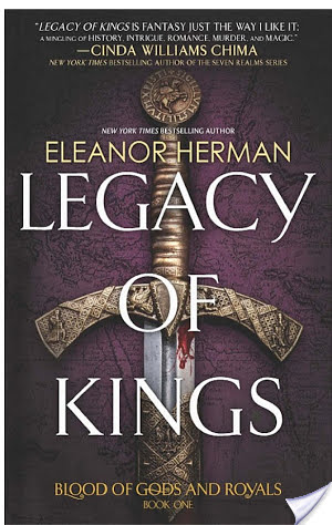 DNF Review: Legacy of Kings by Eleanor Herman