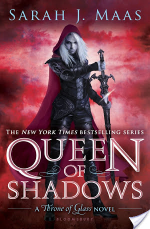 Review: Queen of Shadows by Sarah J. Maas