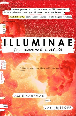 Review: Illuminae by Jay Kristoff and Amie Kaufman