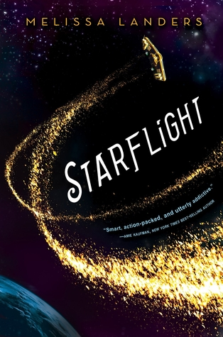 Audiobook Mini Reviews: Salt to the Sea, Starflight, The Girl of Fire and Thorns Stories