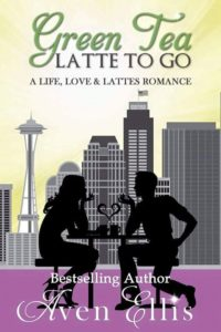 Blog Tour Review: Green Tea Latte To Go by Aven Ellis