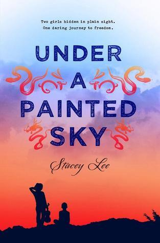 Audiobook Mini Reviews: Under A Painted Sky, The Burning Sky, All Played Out