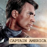 The Captain America Book Tag!