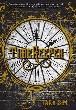 Audiobook Mini Reviews: Timekeeper by Tara Sims and Out of the Easy by Ruta Sepetys