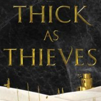 Audiobook Review: Thick as Thieves by Megan Whalen Turner